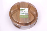 "Extra Large Round Partition Plates (12"") - The KO Shop Australia New Age Productd"
