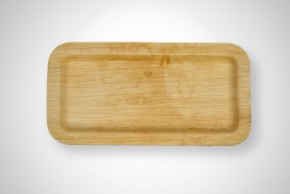"Rectangle Plates (12"" X 6"") - 25 Pack"