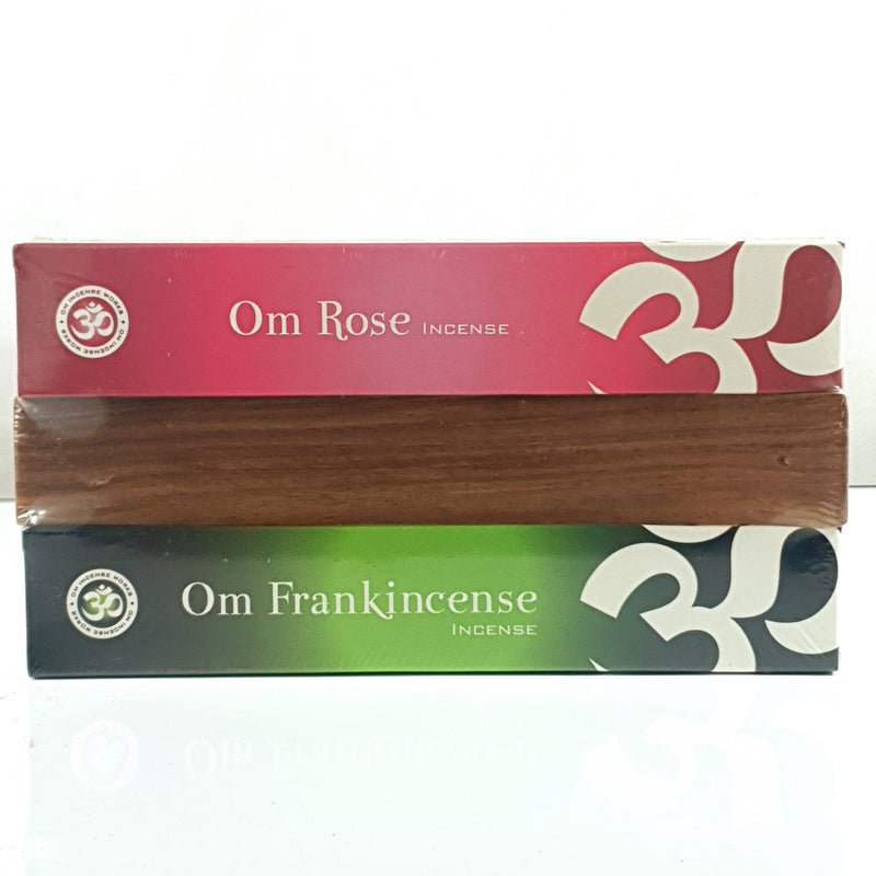 OM Gift pack Mixed fragrance- 15 g x 2 pack - The KO Shop Australia Wholesale Suppliers Distributors of New Age Products & Natural Incense