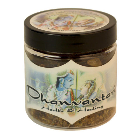 Resin Incense Dhanvantari - Health and Healing - 2.4oz Jar - The KO Shop Australia Pty Ltd