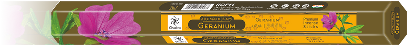 GERANIUM - The KO Shop Australia Wholesale Suppliers Distributors of New Age Products & Natural Incense