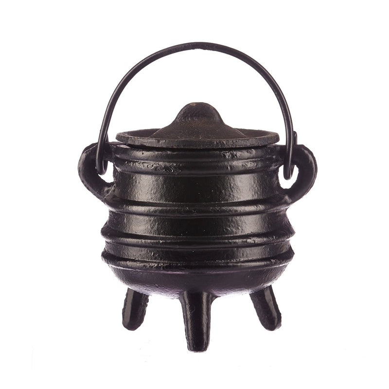 SWH-BR77 CI Cauldron With Lid