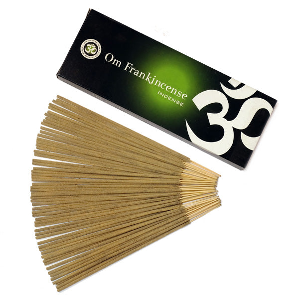 OM Frankincense 6 X 100g - The KO Shop Australia Wholesale Suppliers Distributors of New Age Products & Natural Incense