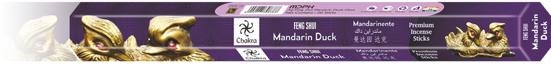 MANDARIN DUCK - The KO Shop Australia Wholesale Suppliers Distributors of New Age Products & Natural Incense