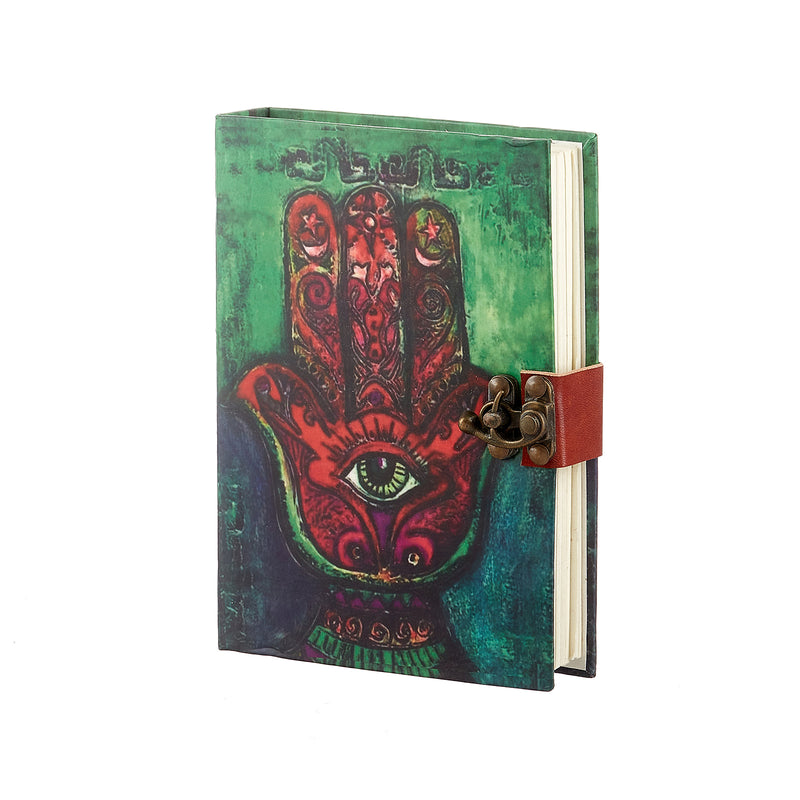 JOURNAL HAND OF FATIMA