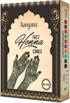 Kangana Fast  Henna Cones - Black (Pack of 12) - The KO Shop Australia New Age Productd
