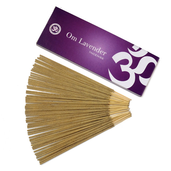 OM Lavender 6 X 100g - The KO Shop Australia Wholesale Suppliers Distributors of New Age Products & Natural Incense