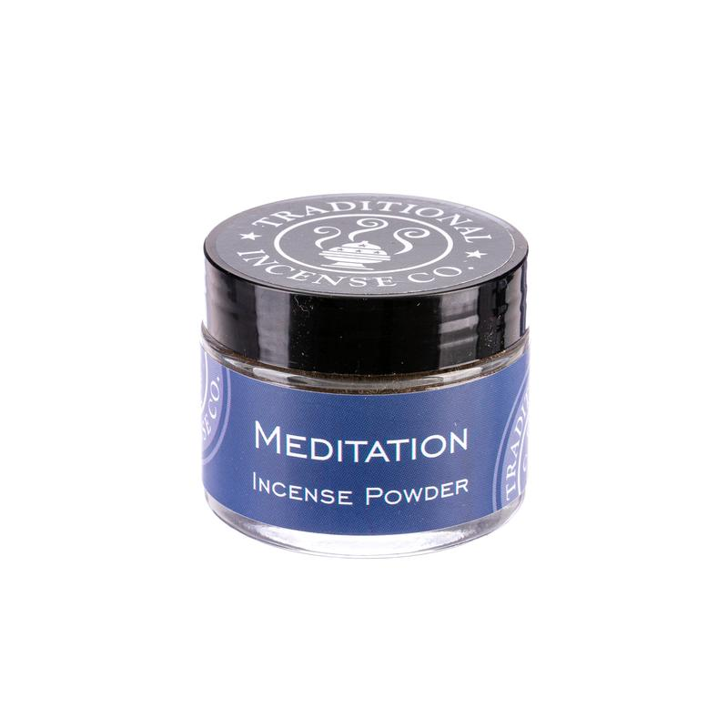 Meditation- 20gm Glass Jar