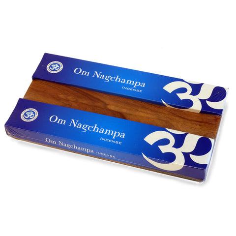 OM Gift pack Nagchampa- 15g x 2 - The KO Shop Australia New Age Productd