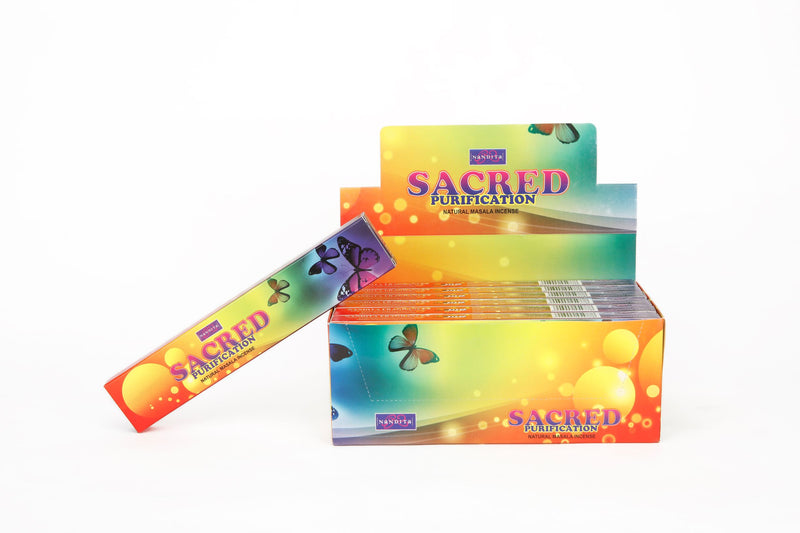 Nandita Esoteric Series Sacred Purification 15 Gms (Pack of 12)