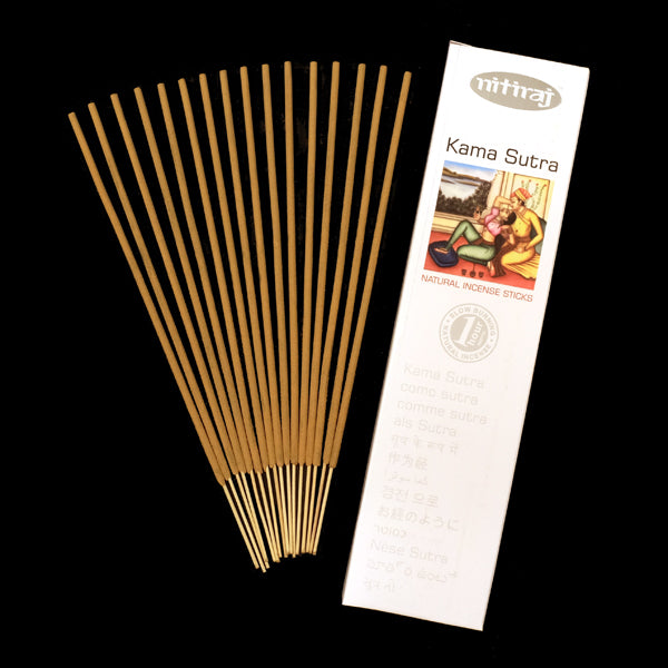 Nitiraj Kama sutra 6 X 25g - The KO Shop Australia Wholesale Suppliers Distributors of New Age Products & Natural Incense