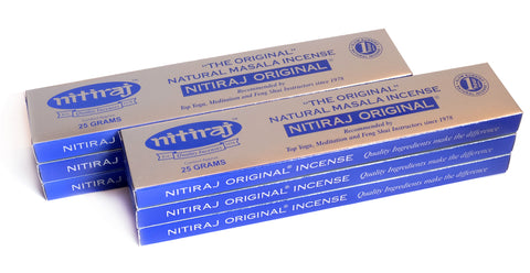 Nitiraj Original 6 x 25g - The KO Shop Australia New Age Productd