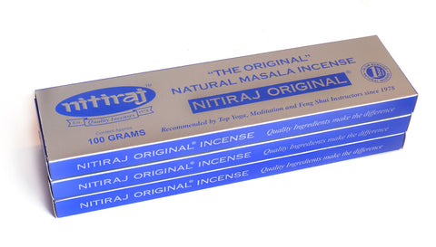 Nitiraj Original 3 x 100g - The KO Shop Australia New Age Productd