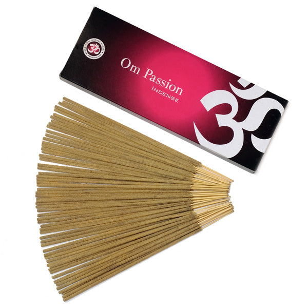 OM Passion 6 X 100g - The KO Shop Australia Wholesale Suppliers Distributors of New Age Products & Natural Incense