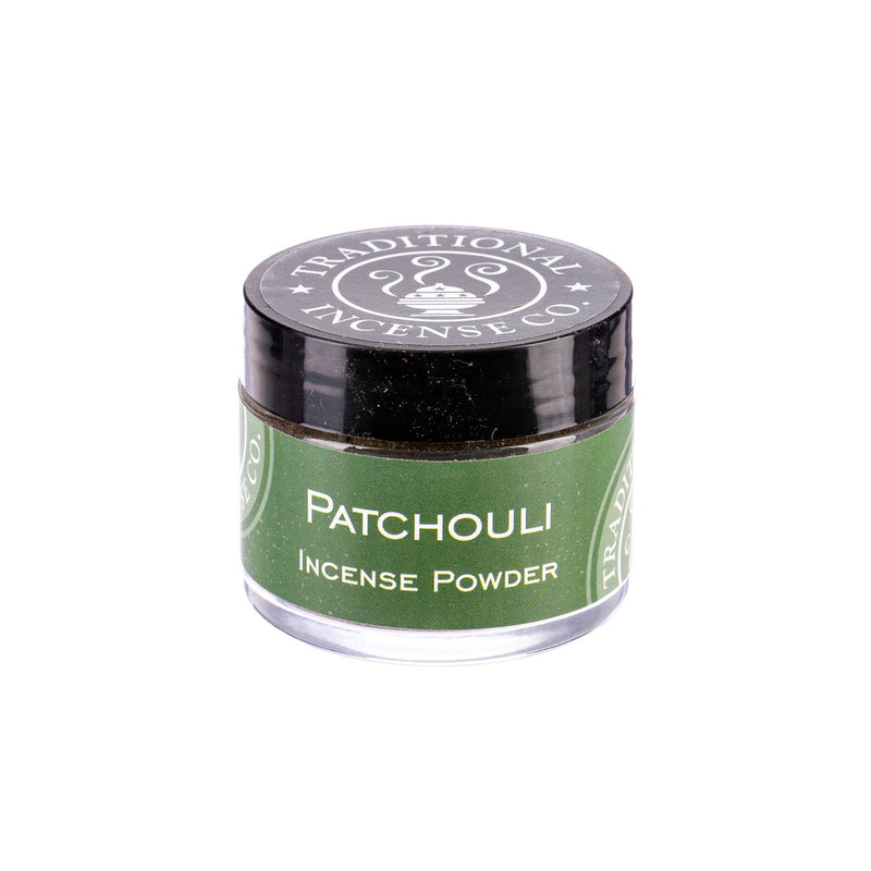 Patchouli - 20gm Glass Jar - The KO Shop Australia Wholesale Suppliers Distributors of New Age Products & Natural Incense