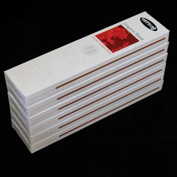 Nitiraj Dragon blood 6 X 25g - The KO Shop Australia Wholesale Suppliers Distributors of New Age Products & Natural Incense