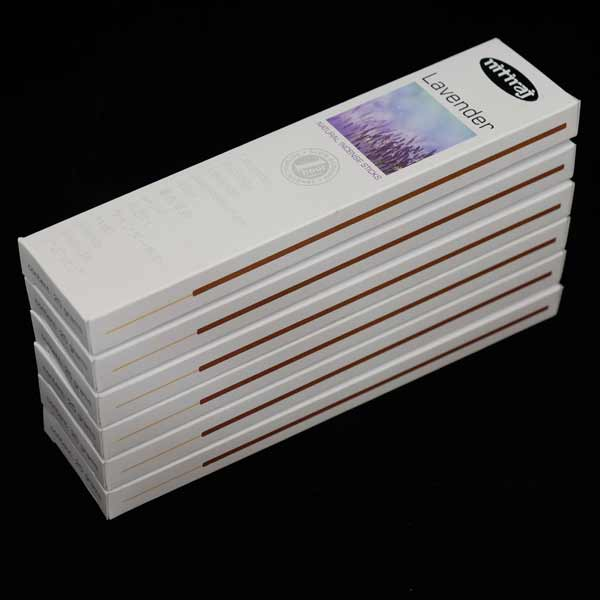 Nitiraj Lavender 6 X 25g - The KO Shop Australia Wholesale Suppliers Distributors of New Age Products & Natural Incense