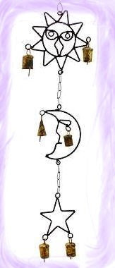 SWH-FW021 Wind Chime - The KO Shop Australia New Age Productd