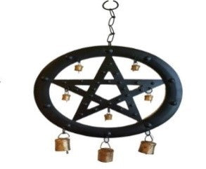 SWH-FW498 Wind Chime-Penta - The KO Shop Australia New Age Productd