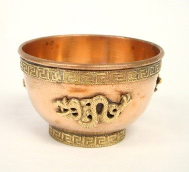 SWH-RBCB3 Copper Bowl - The KO Shop Australia Wholesale Suppliers Distributors of New Age Products & Natural Incense