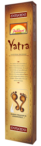 Yatra Natural Incense 30 gm - Pack of 12 - The KO Shop Australia New Age Productd