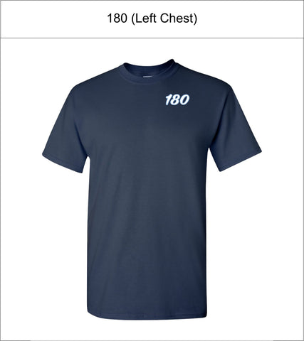 180 Elite Baseball | Youth/Adult/Unisex | Gildan – Heavy Cotton T-Shirt – 5000