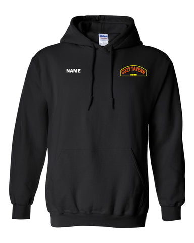 Cozy Tavern - Gildan - Heavy Blend Hooded Sweatshirt