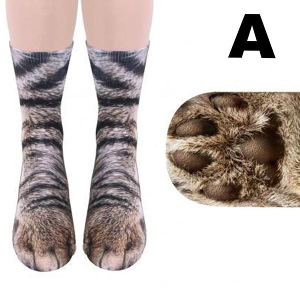 Choose from 10 different unique paws! TURN YOUR FEET INTO PAWS
