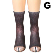 Load image into Gallery viewer, These Creepy Socks Will Turn Your Legs and Feet into Animal Paws