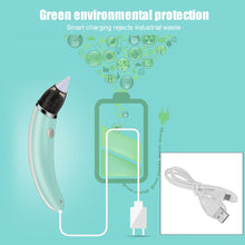 Load image into Gallery viewer, USB Rechargeable Electric Nasal Aspirator
