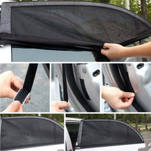 Load image into Gallery viewer, 2x Car Rear Window Sunshade