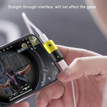 Load image into Gallery viewer, Lightning Headphone Charger Sp-litter