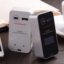 Load image into Gallery viewer, Virtual Laser Projection Keyboard and mouse Bluetooth Wireless Speaker for iPhone