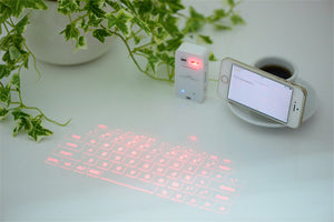 Buy Mini Wireless Projection Virtual Bluetooth Laser Keyboard