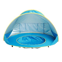 Load image into Gallery viewer, Baby Beach Swimming Tent
