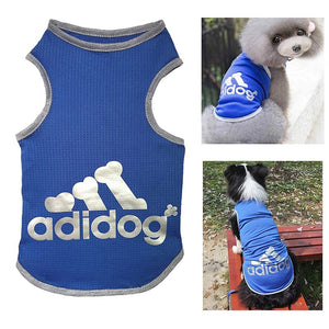 Dry Fit Stylist Dogs Vest