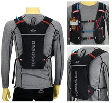 Load image into Gallery viewer, Lightweight Running Cycling Hiking 5L Hydration Backpack