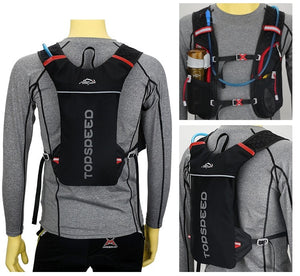 Lightweight Running Cycling Hiking 5L Hydration Backpack