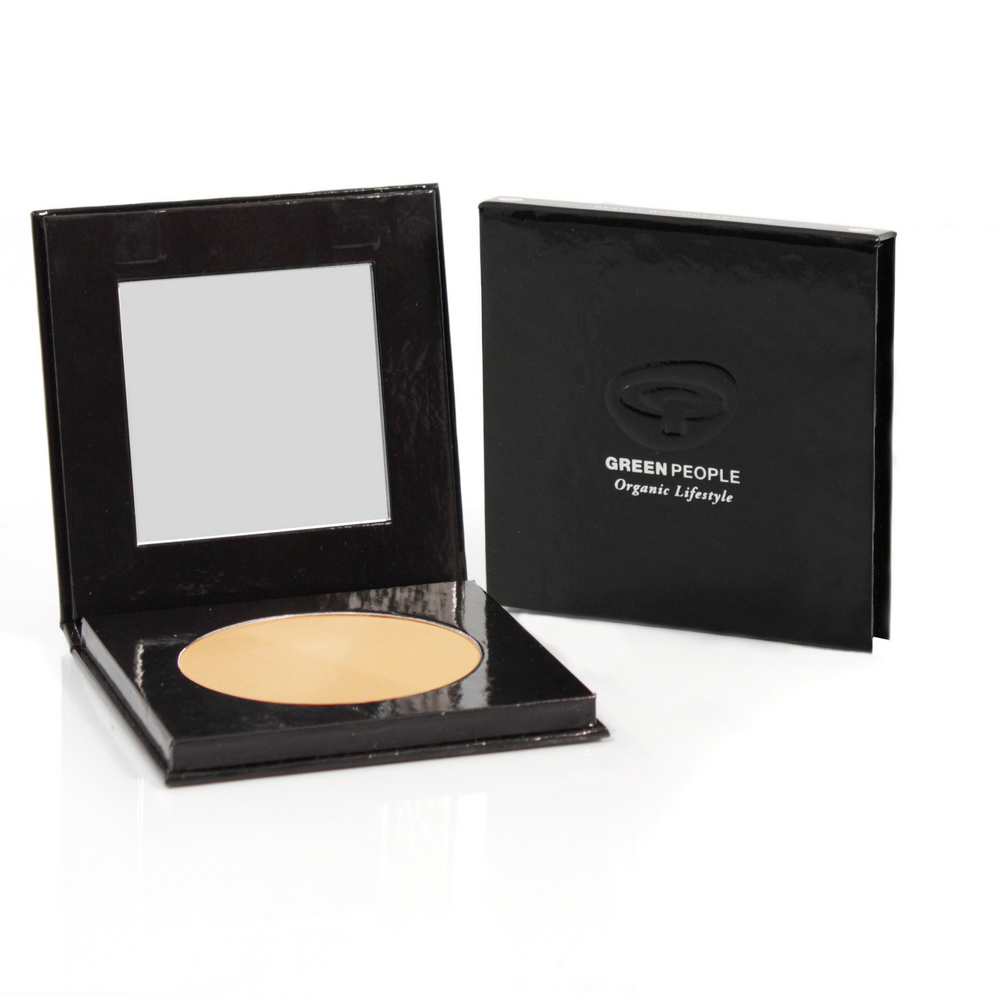 Pressed Powder SPF15 – Caramel Light