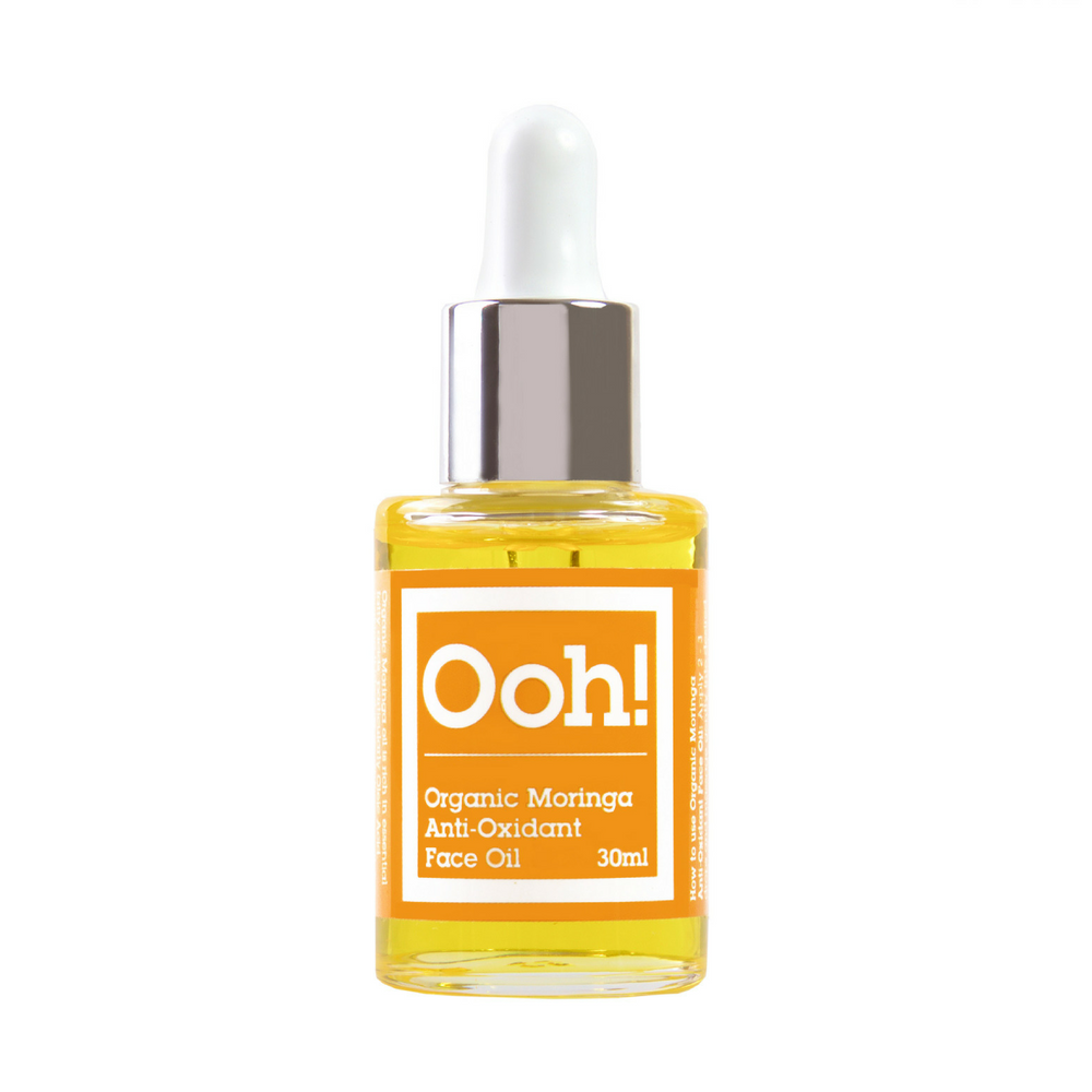 Natural Moringa Anti-Oxidan Face Oil 30ml