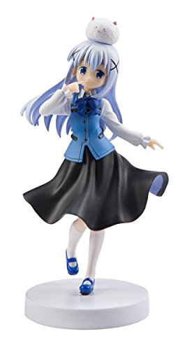 "Furyu 6.7"" Is the Order a Rabbit?: Chino Kafu Tea Time Special Figure"