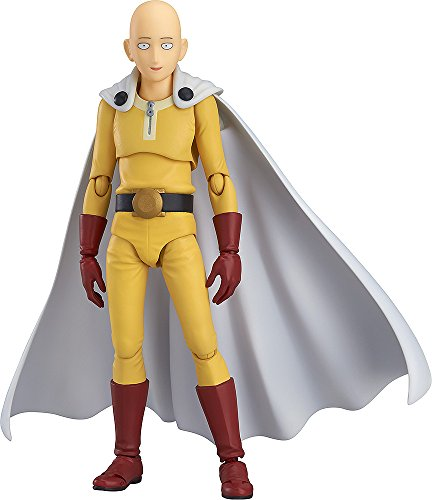 Max Factory One Punch Man: Saitama Figma Action Figure