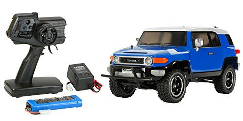 1/10 XB Series No.177 Toyota FJ Cruiser (CC-01 chassis) Propo with Painted 57 877 by Tamiya