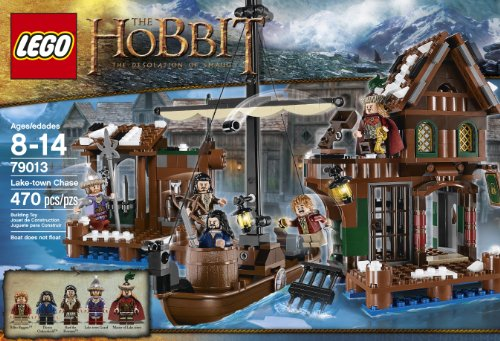 The Hobbit Lake Town Chase 79013