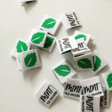 WOVEN LABELS [FULLY CUSTOMISED / SIZE & COLOUR] - Labels by Shelley