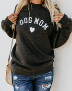 Dog Mom Fashionable Sweatshirt | Women