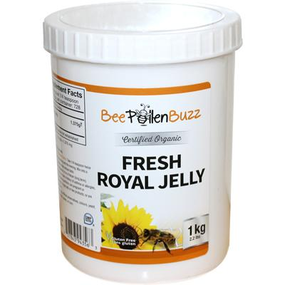 Bee Buzz Organic Fresh Royal Jelly