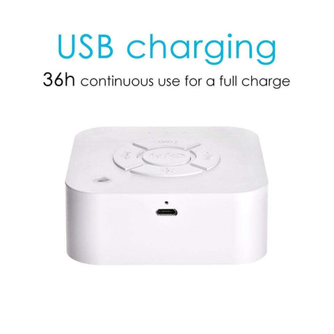 USB charged White Noise Machine