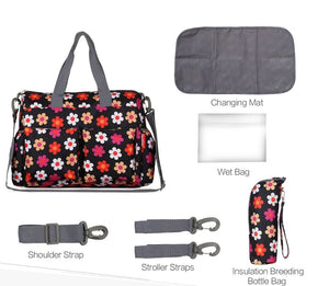 Insular baby nappy bag accessories