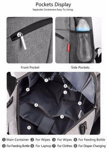 Stylish Nappy Bags and Backpacks Australia at great prices - FREE SHIPPING!